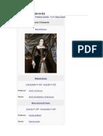 María I de Escocia - Datos biográficos