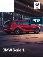 Ficha Técnica BMW 118iA (3 Puertas) Sport Line 2018 (Ciclo ECE)