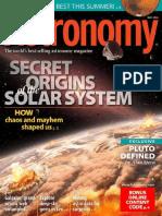 Astronomy - May 2018 USA