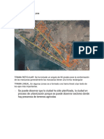 Estructura Urbana de Lurin