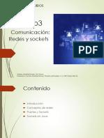 Cap-03 Comunicacion Redes y Sockets