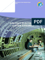Bassic Aircraft Electrical System Assembly 3