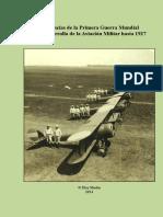 Influencias Primera GuerraMundial Desarrollo AviacionMilitar1927