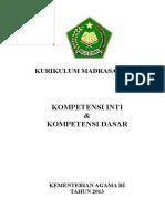 [1] KI & KD Akidah Akhlak