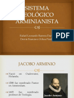 Sistema Teológico Arminianista