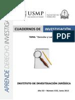 Cuadernos Investigacion 13va Edicion