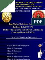 LA GERENCIA DE PROYECTOS EN CONSTRUCCION minimizado.ppt