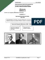 Evaluación y Practica Historia Semana n 14