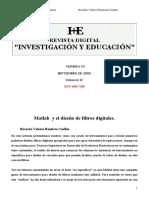 Artículo Matlab y el diseño de filtros digitales.pdf