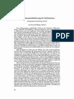 Doerflinger - Erkenntnisbedeutung Der Ästhetik