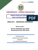 27154139-Ulasan-Jurnal-Peranan-Kepimpinan-Guru (1).doc