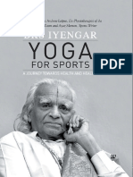 Yoga for Sports a Journey Towa