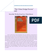 Review - The Urban Design Process