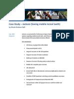 Case Study - Jackson (Saving mobile incisal teeth)