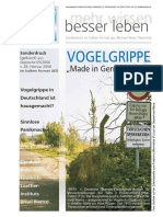 Vogelgrippe Msde in Germany