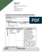 SESIONES DE APRENDIZAJE 4° B.docx