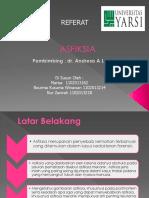 PPT-Asfiksia