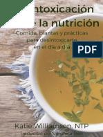 eBook Detox Desde La Nutricion