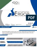 Ergozi - Catálogo 2017