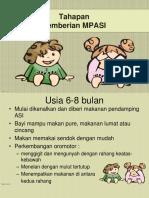 Sasbel 8 Tahapan pemberian MPASI.pptx