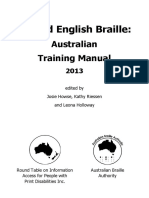 Ueb Au Training Manual