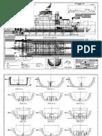 Unit Erection Plan in Dock No 1b & 02