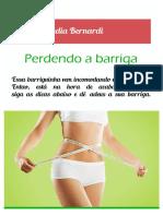 E-book Perdendo a Barriguinha