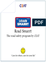 Booklet for Road Safety for Students
