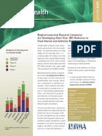 2014 Mental Health Report