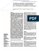 Perbandingan Phenytoin,Phenobarbithone,Carbamazepin Dan Sodium Valproate Untuk Epilepsy