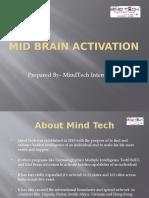 MidBrain Activation PPT