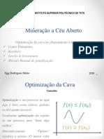 MCA - Mineracao a ceu Aberto