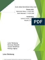 Slide Cadangan Hidrolisis Jerami Padi Dengan Katalis Asam Cadangan