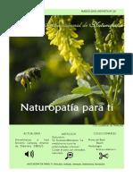 Revista Naturopatia Para Ti Nº 20