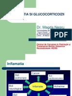 CURS 01-Inflamatia Si Glucocorticoizii