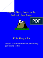 Ped Sleep