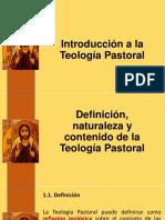 Introducción a La Teología Pastoral