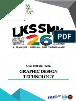 Graphic Design Technology - LKS 2018