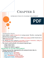 Water Supply Ch5