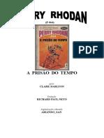 P-064 - A Prisão Do Tempo - Clark Darlton