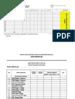 Administrasi Un Sub Rayon 6 Tahun 2012