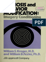 Hypnosis and Behavior Modificat - William S. Kroger
