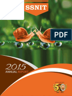 Ssnit Annual Report 2015 Edited