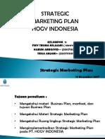 PPT Kelompok 11 Strategic Marketing Plan
