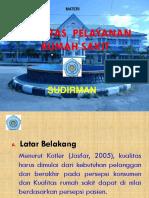 Kualitas Pelayanan Rumah Sakit Sudirman.pptx