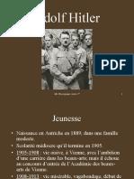 Adolf Hitler Biographie