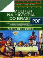 Mary Del Priore - A Mulher na História do Brasil.pdf