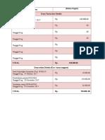 Laporan Keuangan LPJ