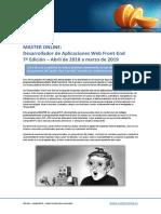 Master Online campusMVP - Desarrollador Aplicaciones Web Front-End - 7ª Edición.pdf