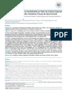 Frequência Cardíaca e sua Variabilidade por Meio da Análise Espectral em Idosos com Hipotensão Ortostática